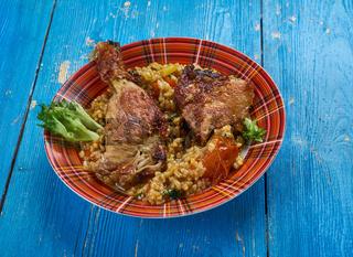 Caribbean One Pot Dish
