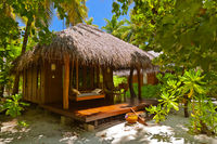Beach bungalow - Maldives