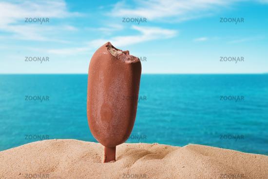 classic chocolate ice cream