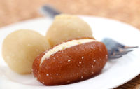 Popular Bangladeshi sweetmeats