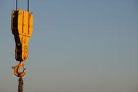 Crane hooks