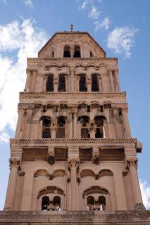 Kathedrale Sv Duje in Split. Kroatien