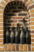 Old Bottles Champagne