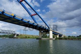 Dievenow Brücken Wolin