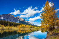 The Canadian Rockies, Canmore