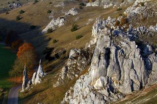 Eselsburger Tal, Schwäbische Alb, Württemberg