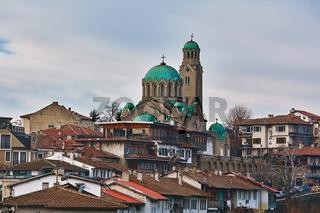Veliko Tarnovo Cathedral, Bulgaria