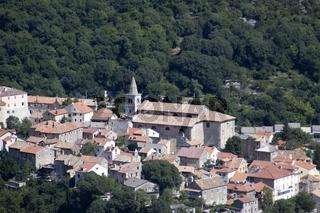 Hafenstadt Bakar, Kroatien, Adria