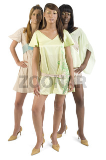 Dreiergruppe