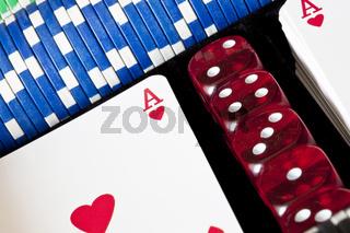 Pokerzubehör