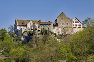 Schloss Laufen am Rheinfall bei Schaffhausen