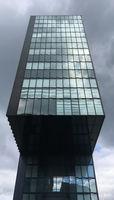 Hyatt Hotel Medienhafen Dusseldorf