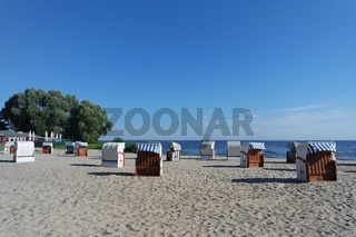 Strand am Haff