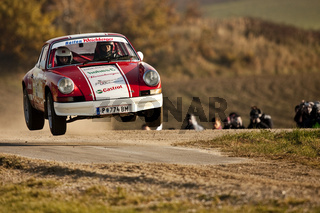 Sportwagen bei der Waldviertler Auto Rally /roadster of the Waldviertler car rallye