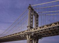 Manhattan Bridge Detail
