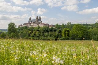 Comburg in Schwaebisch Hall-Steinbach