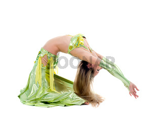 girl dances east dance