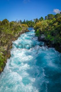 Huka falls, Taupo, New Zealand