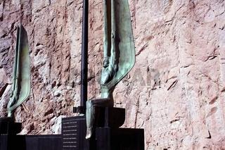 Hoover Damm Statur