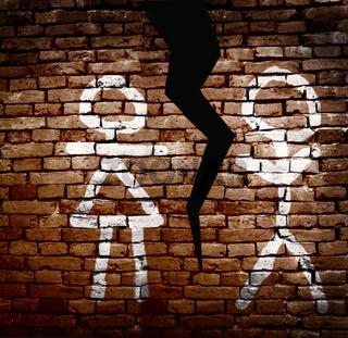 Couple split up