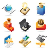 Icon concepts for media event