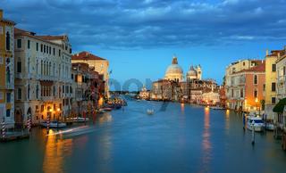Calm morning in Venice