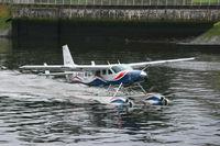 Sea Plane in Glasgow