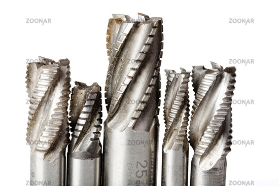 Taps, milling heads