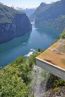Norwegian waterfalls