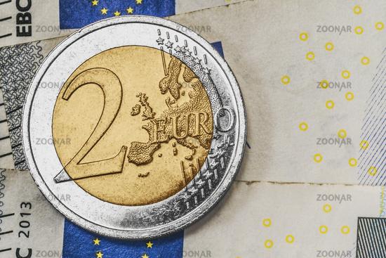 Europaeisches Geld | European money