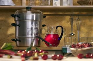 Stepserie Marmelade kochen Step2