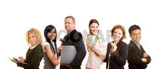 Team von Rechtsanwälten