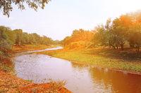 landscape at the north of Kruger NP, South Africa