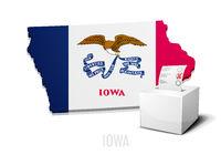 ballotbox map Iowa