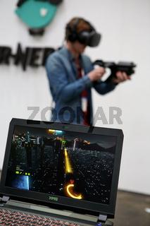 CeBIT 2017 - Virtual Reality