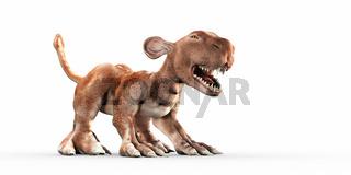 Prehistoric monster