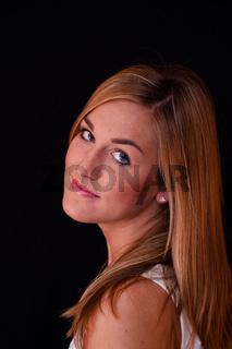 Kopfportrait Chrissy