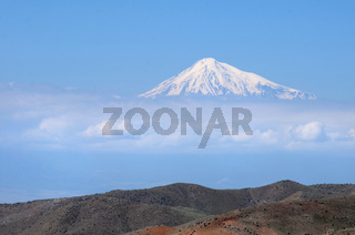 Ararat Mountain in Armenia