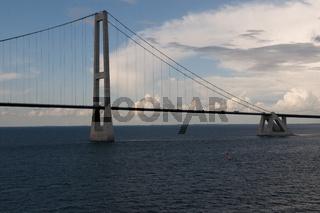 Öresundbrücke zwischen Dänemark und Schweden