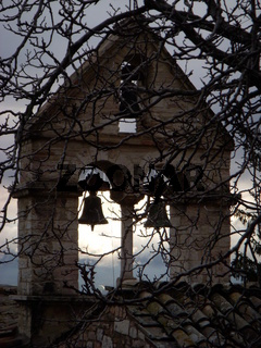 Glockenturm in Assisi