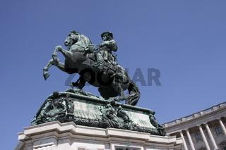 Hofburg, Wien, Österreich