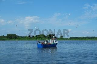 Fischerarbeit