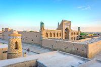 Madrassa in Khiva old town