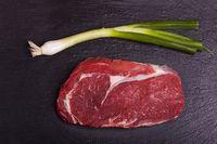 saftiges Rindfleischsteak