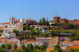 Castle in Silves town - Algarve Portugal