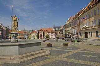 Eger - Marktplatz