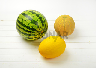 ripe melon varieties