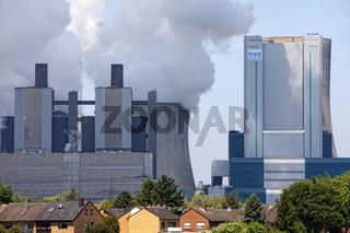Kraftwerk Niederaußem, RWE PowerAG