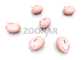 Piggy bank Group