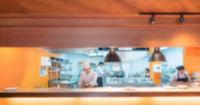 Kitchen Blurred Background